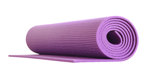 Yoga mat clipart transparent black and white library Yoga Mat PNG Transparent Image - PngPix black and white library