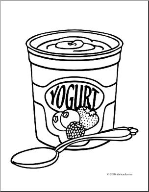 Yogart clipart image transparent stock Free Yogurt Cliparts, Download Free Clip Art, Free Clip Art ... image transparent stock