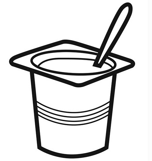 Yogart clipart clipart black and white library Yogurt Clip Art Images Illustrations Photos - Free Clipart clipart black and white library