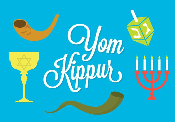 Yom kippur clipart image black and white library Yom Kippur Vector - Download Free Vector Art, Stock Graphics ... black and white library