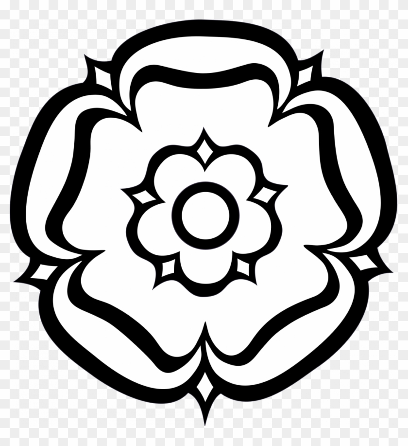 Yorkshire rose clipart jpg freeuse Large Size Of How To Draw A Simple Rose Step By For ... jpg freeuse