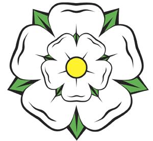 Yorkshire rose clipart image transparent library The White Yorkshire Rose | pub ideas | Yorkshire rose, Rose ... image transparent library