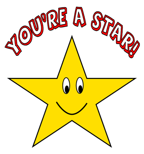 You are a super star teacher free clipart transparent Star Clipart For Teachers   Free download best Star Clipart ... transparent