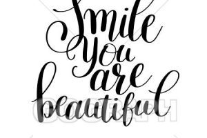 You are beautiful clipart png freeuse You are beautiful clipart 3 » Clipart Portal png freeuse