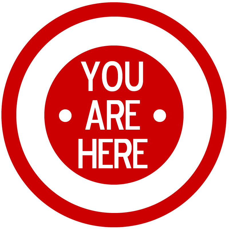 You are here clipart vector transparent library We Are Here Icon #258862 - Free Icons Library vector transparent library
