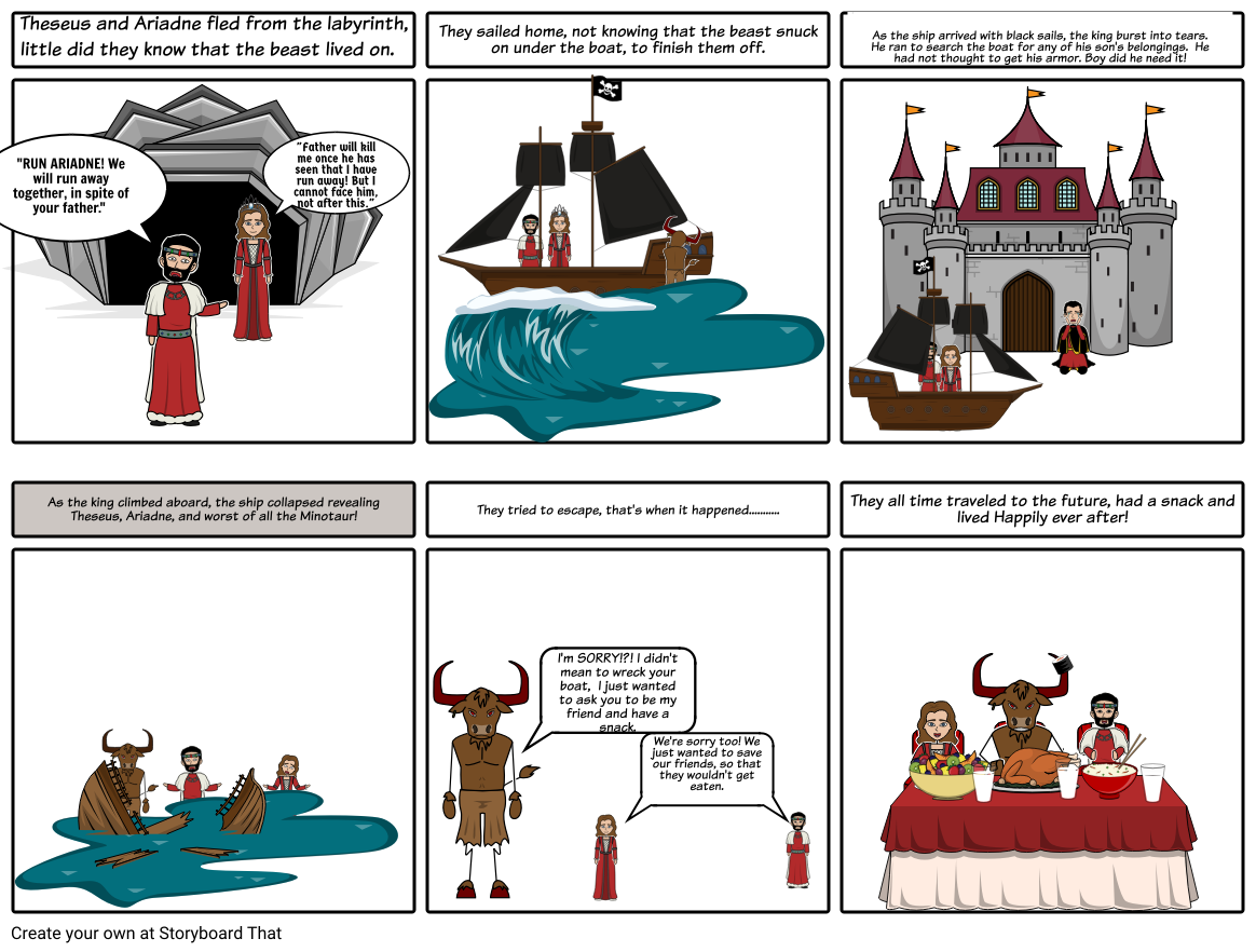 You are my happily ever after clipart image free library Social Studies Comic Storyboard par angelique6759 image free library