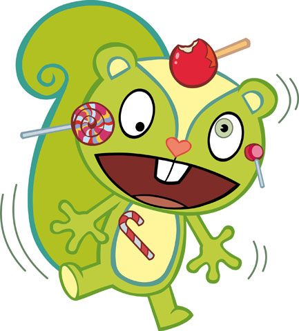 You are nutty clipart png image free stock Nutty | Happy Tree Friends: Deadeye Derby Wikia | FANDOM ... image free stock