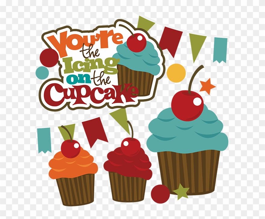 You are the icing on the cake clipart png freeuse download You\'re The Icing On The Cupcake Svg Cupcake Svg File ... png freeuse download