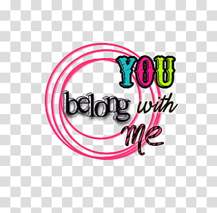 You belong with me clipart clip art library stock Textos, You belong with me calligraphy transparent ... clip art library stock
