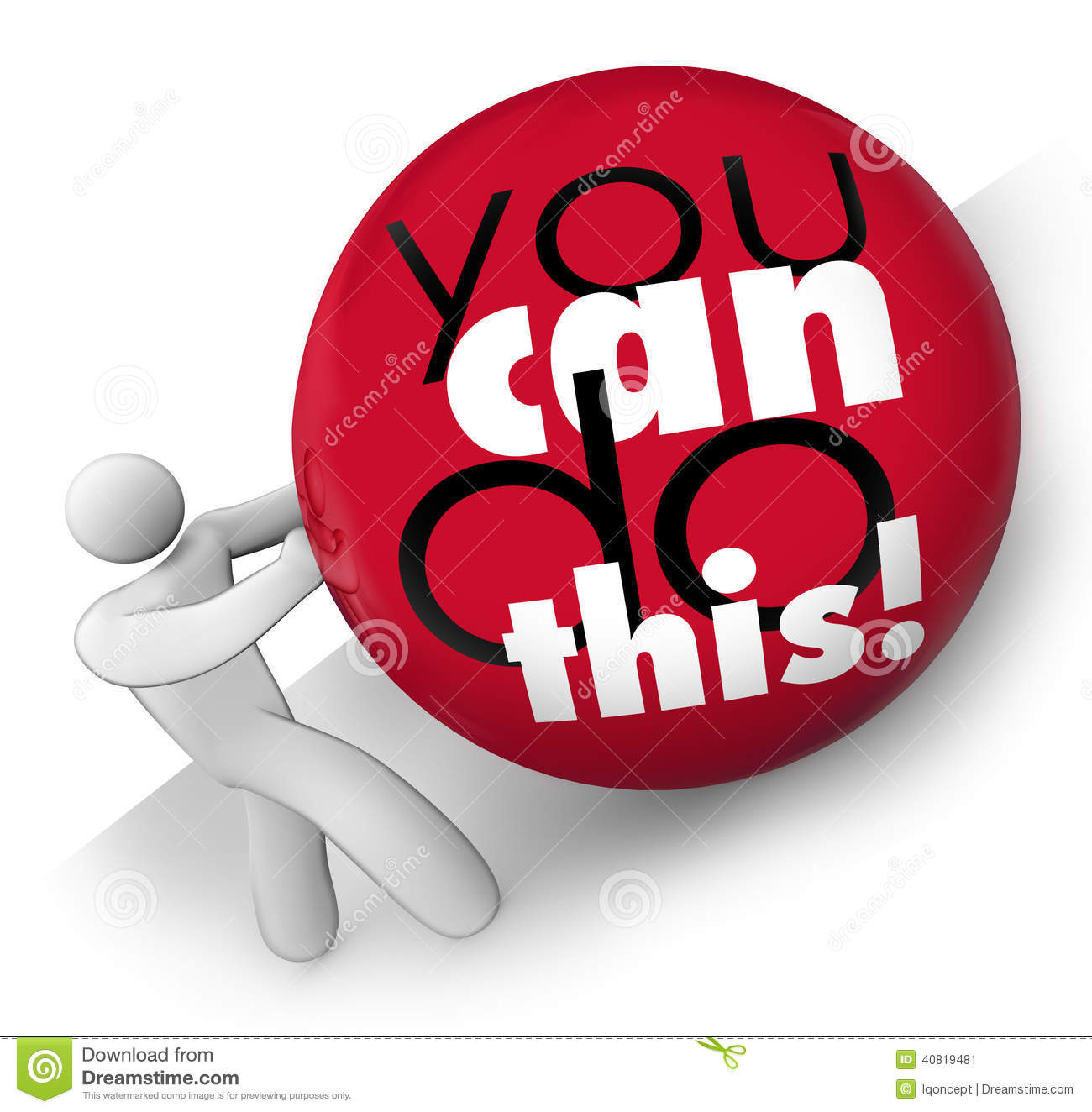 You can do it clipart jpg freeuse The Amazing free clip art you can do it for your inspiration ... jpg freeuse