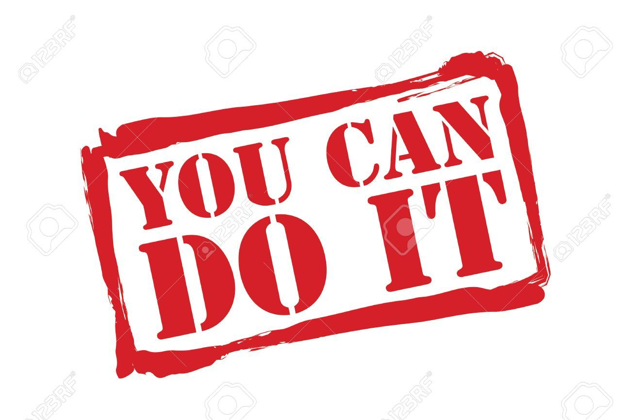 You can do it clipart jpg transparent stock You can do it clipart » Clipart Portal jpg transparent stock