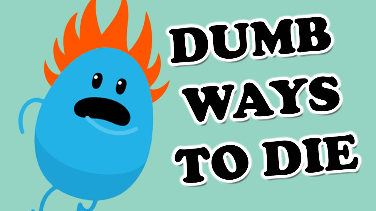 You can t stop stupid clipart clipart freeuse stock DYING FOR DUMMIES   Dumb Ways To Die clipart freeuse stock