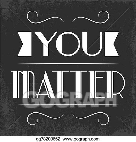 You matter clipart royalty free Vector Art - Basic rgb. Clipart Drawing gg78203662 - GoGraph royalty free