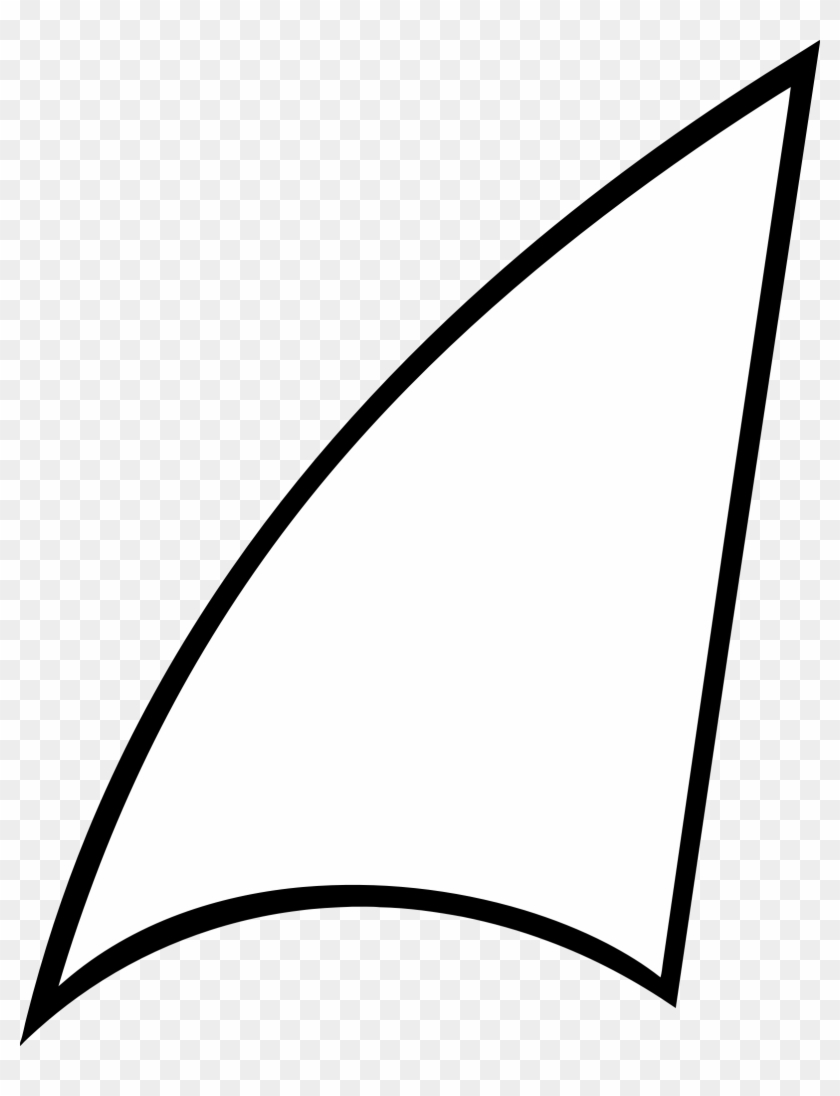 You re amazing clipart coloring page jpg free stock Fins Clipart Shark Outline - Shark Fin Coloring Pages - Free ... jpg free stock