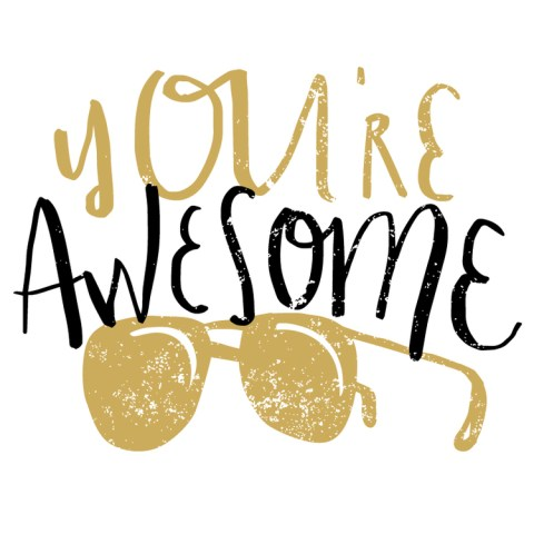 You re awesome clipart image freeuse download You re awesome clipart 5 » Clipart Station image freeuse download