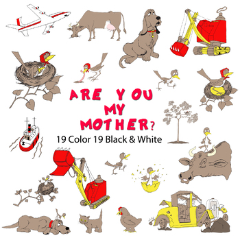 You re number 1 in my book clipart image stock Are You My Mother? Dr. Seuss Clip Art, Clipart. Are You My Mother story  book. image stock