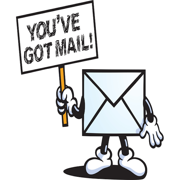 You ve got mail clipart graphic library library You\'ve Got Mail Clipart (108+ images in Collection) Page 3 graphic library library