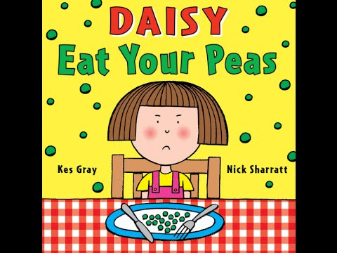 You re number 1 in my book clipart clipart black and white library Read Aloud - Eat Your Peas - Children\'s Book - by Kes Gray clipart black and white library