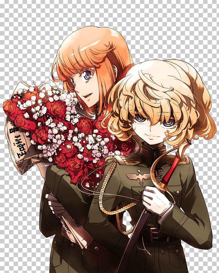 Youjo clipart png freeuse The Saga Of Tanya The Evil Manga Anime Chibi PNG, Clipart ... png freeuse