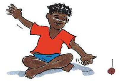 Young aboriginal boy clipart vector library download Traditional Aboriginal games & activities - Creative Spirits vector library download