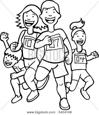 Young boy searching clipart black and white jpg library stock running with kids clipart black and white - Yahoo Image ... jpg library stock