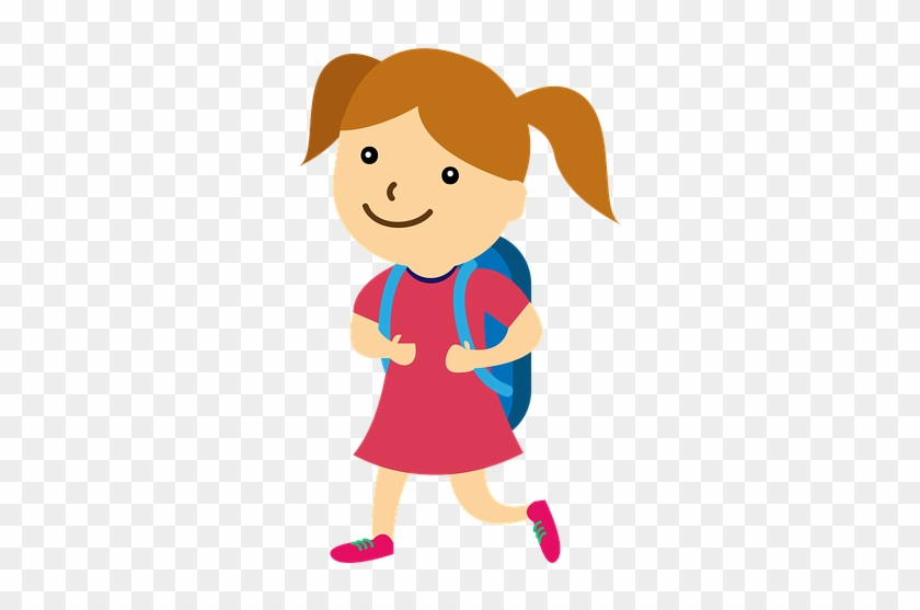 Young clipart png jpg free stock School, Girl, Back To School, Child, Study, Young - School ... jpg free stock
