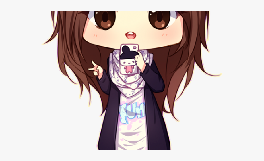 Young girl long brown hair clipart jpg Little Girl Clipart Blonde Hair - Brown Hair Hyanna Natsu ... jpg