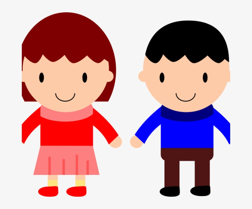 Young kids clipart svg library library Little Kids Clipart Little Kids Girl And Boy Clipart ... svg library library