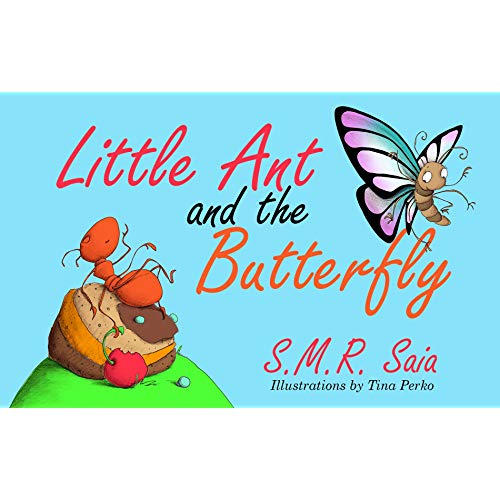 Young parents butterfly clipart jpg royalty free library Little Ant and the Butterfly: (Moral: Appearances Can Be ... jpg royalty free library