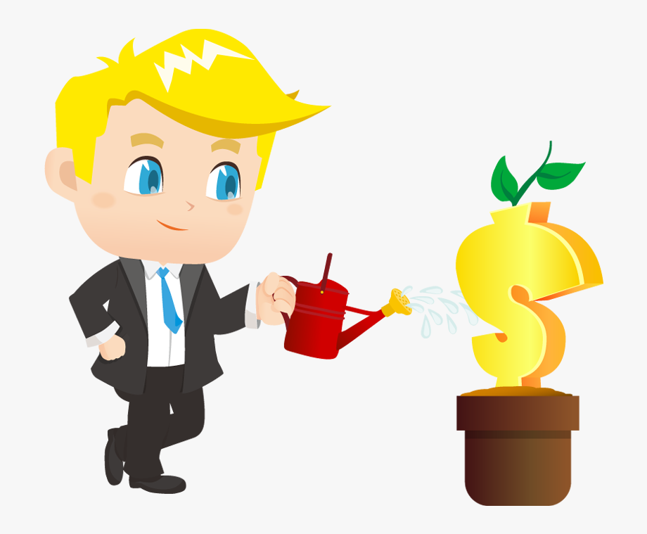 Young sales clipart jpg royalty free download Portfolio Categories - Young Businessman Cartoon #271532 ... jpg royalty free download