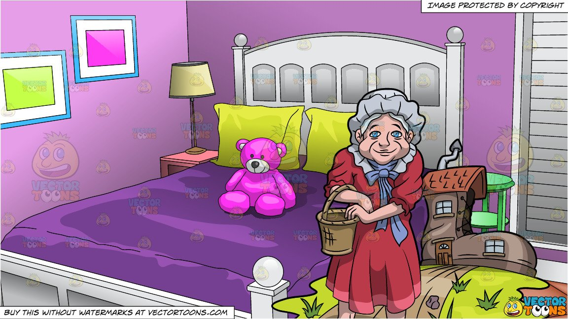 Young vs old ladies clipart free download The Old Woman Who Lived In A Shoe and Young Girls Bedroom Background free download