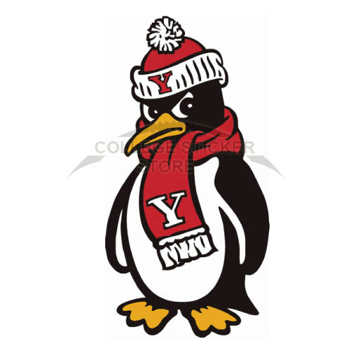 Youngstown state logo clipart clipart royalty free library Youngstown State Penguins Stickers : Design college ncaa sports ... clipart royalty free library