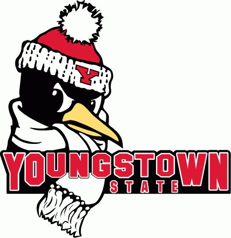 Youngstown state logo clipart clip download Penguins - Youngstown State University | US college logos ... clip download
