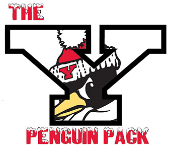 Youngstown state logo clipart clip transparent library The Penguin Pack - YSU's Student Fan Club - Youngstown State clip transparent library