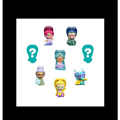 Your genies divine clipart transparent library Shimmer and Shine™ Teenie Genies™ Series 2 Genie 8-Pack #1 transparent library