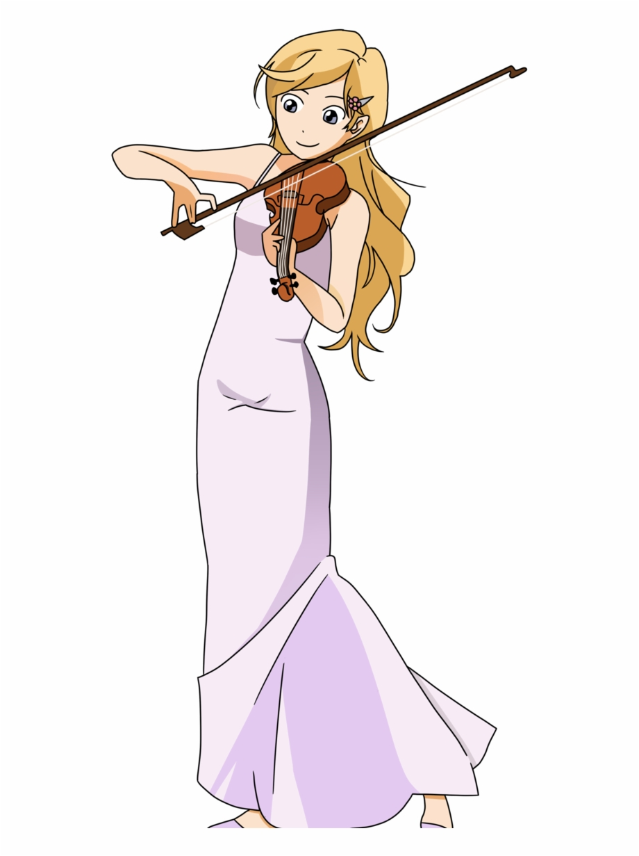 Your lie in april clipart graphic download Kaori From Your Lie In April - Your Lie In April Gif Tumblr ... graphic download