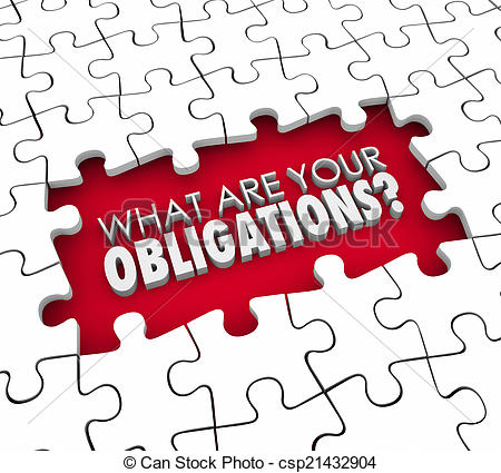 Your oblications clipart clip art library stock What Are Your Obligations | Clipart Panda - Free Clipart Images clip art library stock