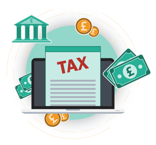 Your tax contributions clipart jpg royalty free eBay tax guide: The quick and easy tax guide for UK sellers ... jpg royalty free