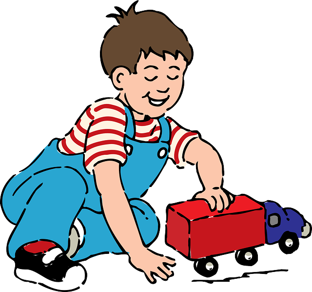 Your toy clipart picture free download Your Child with Toys and Games picture free download