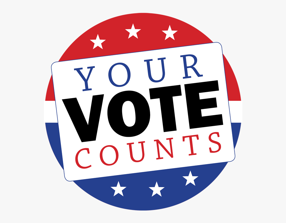 Register to vote clipart clipart freeuse Election Clipart , Png Download - Your Vote Counts Clip Art ... clipart freeuse