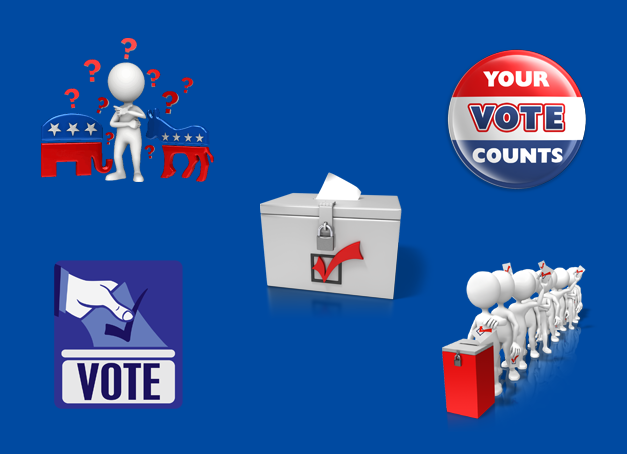 Your vote clipart