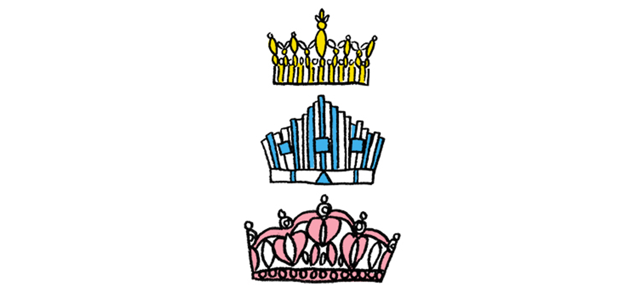 Youth beauty queen being crowned clipart svg royalty free download Why The Philippines Dominates World Beauty Pageants svg royalty free download