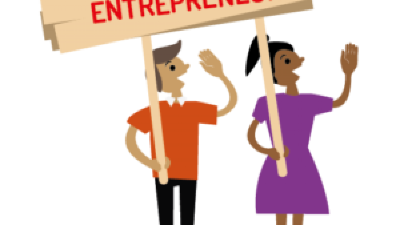 Youth entrepreneur clipart clipart stock Youth entrepreneurship can be done – but it\'s tough clipart stock