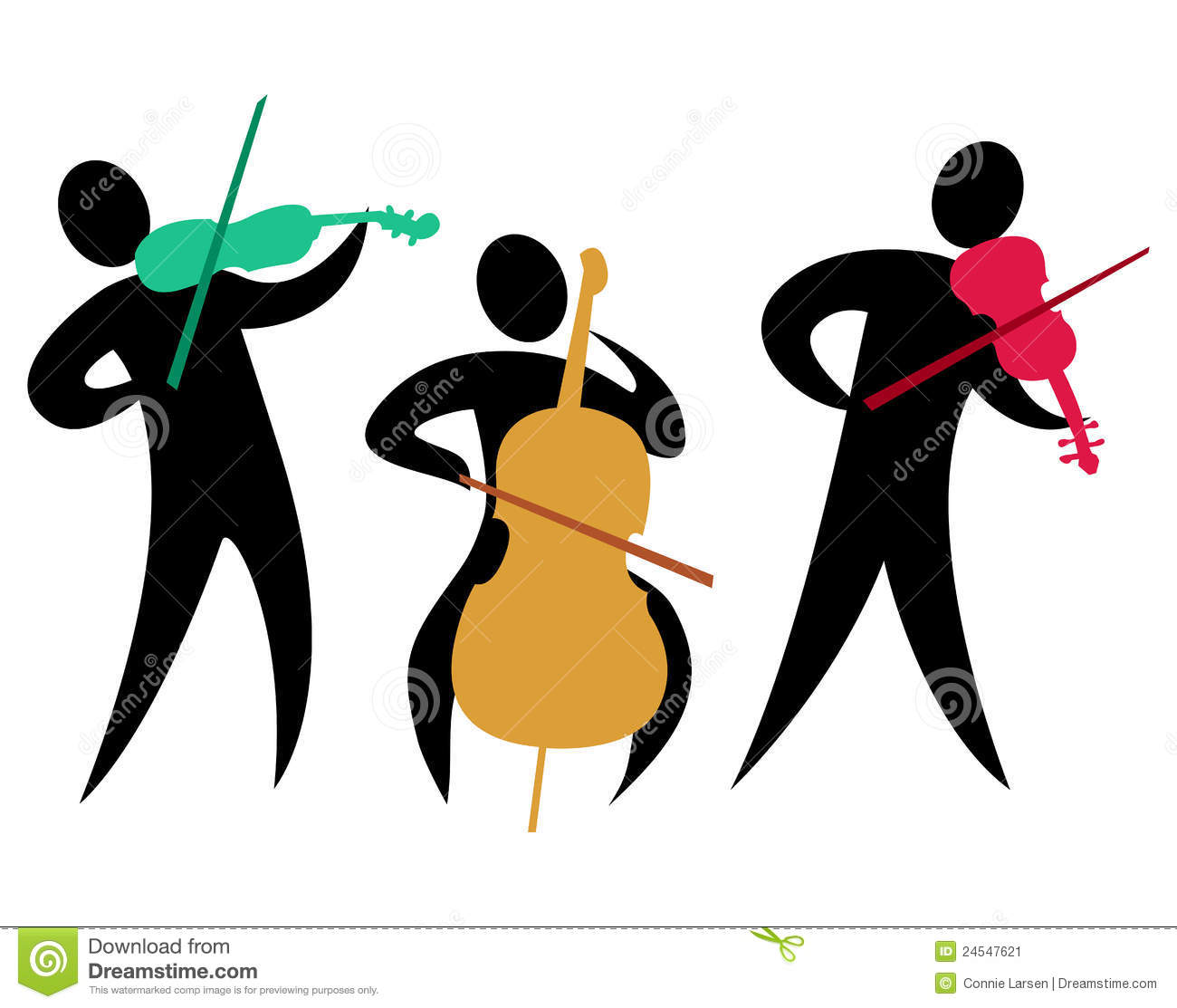 Youth orchestra clipart svg royalty free stock Six Bluffton musicans perform Sunday with Lima Area Youth ... svg royalty free stock