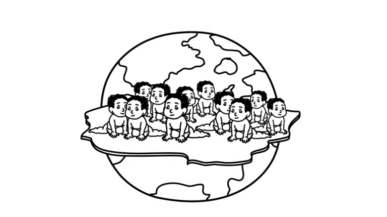 Youth service projects black & white clipart jpg Youth and the World Bank Group jpg