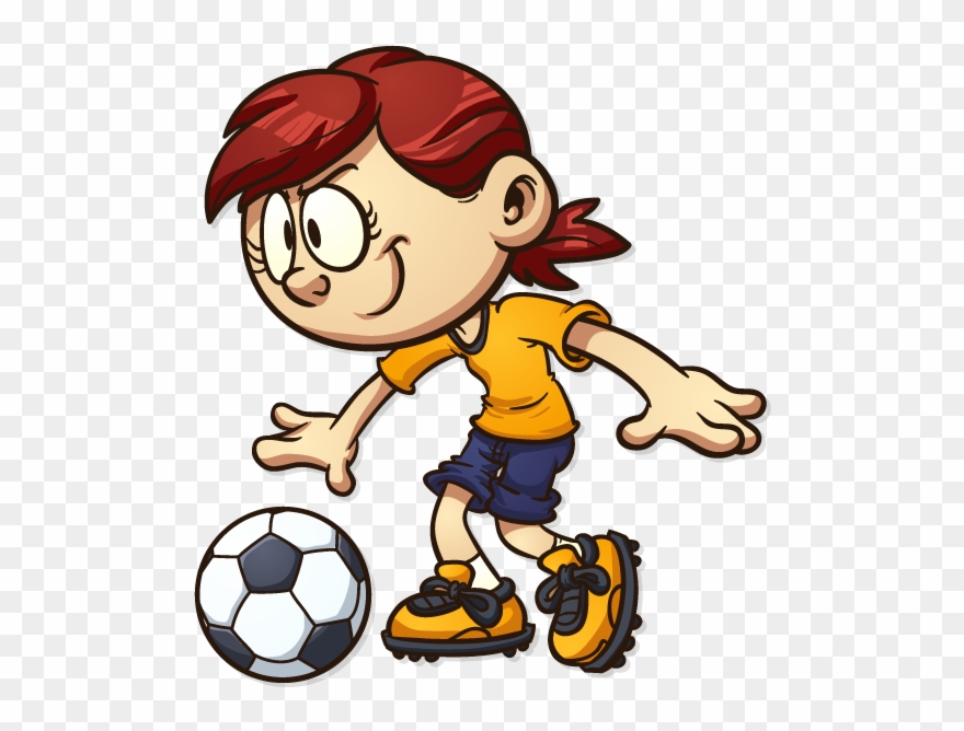 Kids playing soccer clipart image transparent stock Our Sessions - Drawing Of Kids Playing Soccer Clipart ... image transparent stock