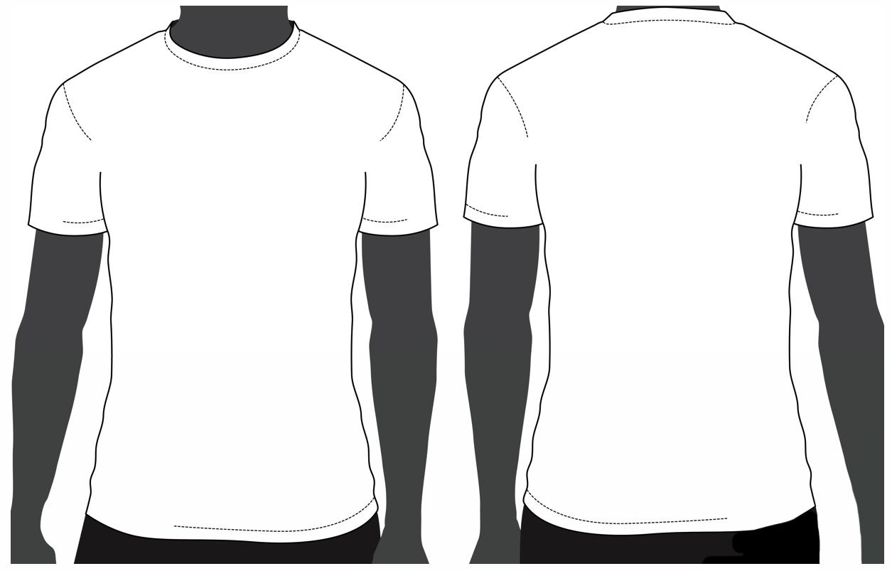 T shirt mockup clipart clip art free Free T-shirt Template, Download Free Clip Art, Free Clip Art ... clip art free