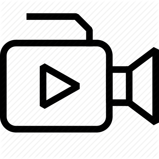 Youtube clipart black and white clip art transparent library Youtube Logo Black And White clipart - Youtube, Camera ... clip art transparent library