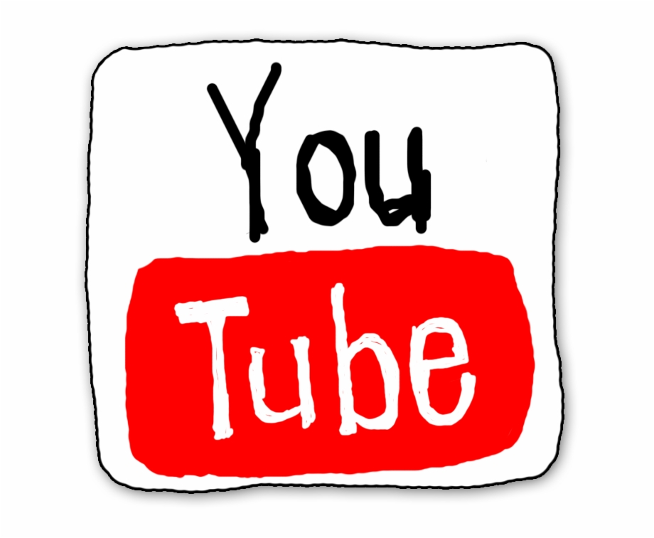 Youtube clipart images black and white stock Youtube Png Clipart - Youtube Logo 3d - youtube play button ... black and white stock