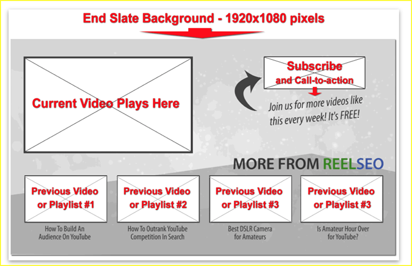 Youtube end cards clipart picture free How To Get Free Subscribers On YouTube - Niche Pursuits picture free